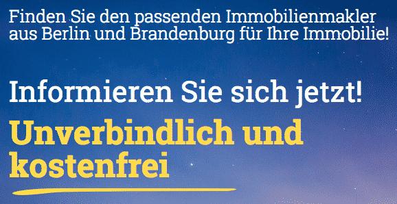 Immobilienmakler für Berlin und Brandenburg finden | Makler-Empfehlung